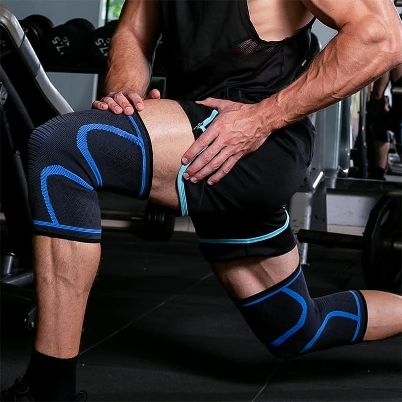 Slip Into The Knee Protector Sports Pad- Enjoy Activity At Best