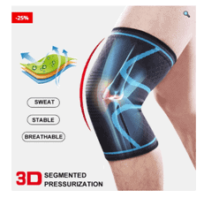 Cycling Knee Support Compression